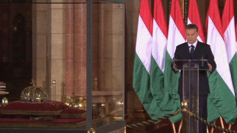 El expediente de la Unión Europea divide a la clase política de Hungría