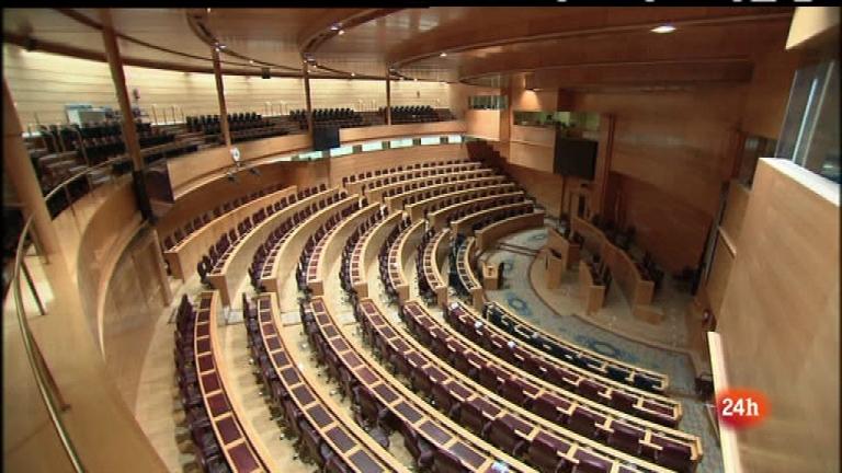 Parlamento - La reforma del senado, a debate - 25/02/12