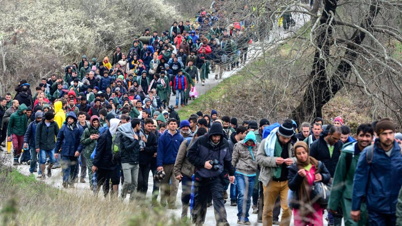 Ruta de los Balcanes