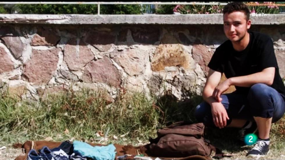 """La 2 Noticias - """"¿Y si fuera yo?"""". Portugal invita a niños y adolescentes a ponerse en la piel de los refugiados"""
