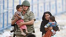 Ir al VideoLos refugiados sirios en países vecinos superan ya los 4 millones