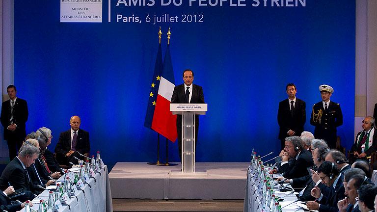 La comunidad internacional da nuevos pasos en su cerco al régimen de Al Asad