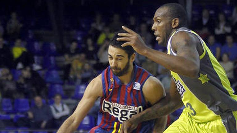 Regal Barcelona 77-67 Blancos de Rueda Valladolid
