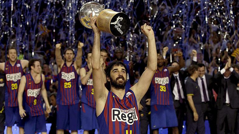 El Regal Barcelona gana la Liga Endesa