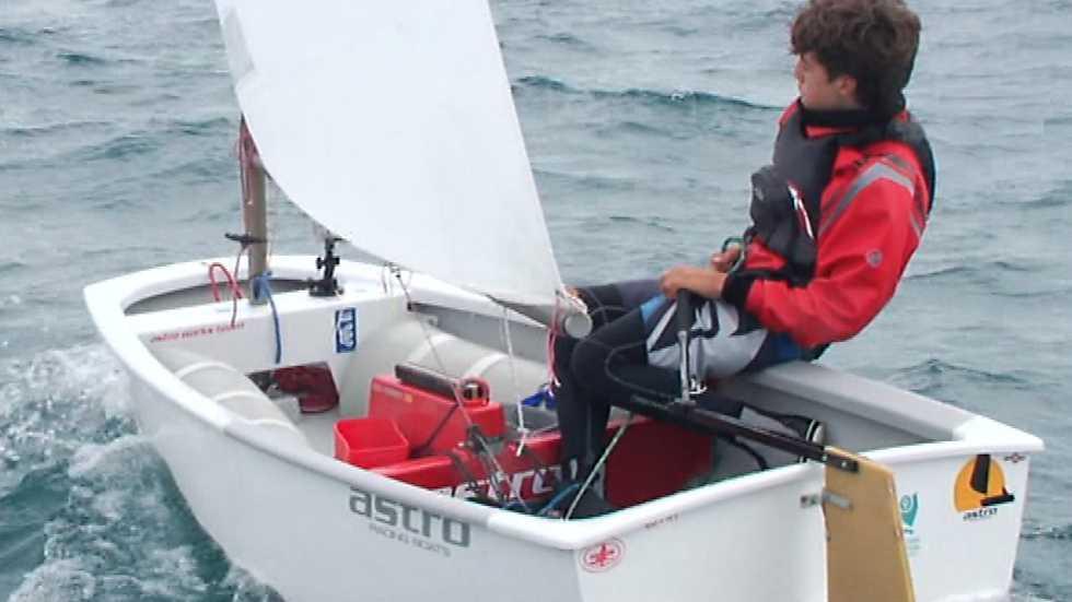 Vela - Regata semana náutica de Cambrils