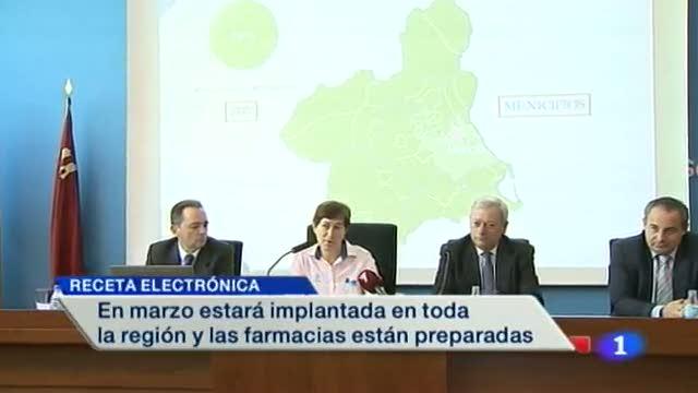 La Región de Murcia en 2' - 03/11/2014