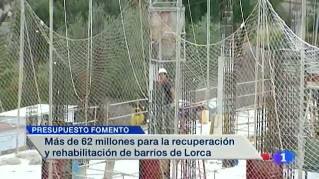 La Región de Murcia en 2' - 05/11/2014