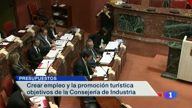 La Región de Murcia en 2' - 06/11/2014