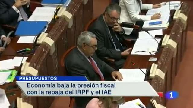 La Región de Murcia en 2' - 07/11/2014