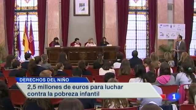 La Región de Murcia en 2' - 20/11/2014