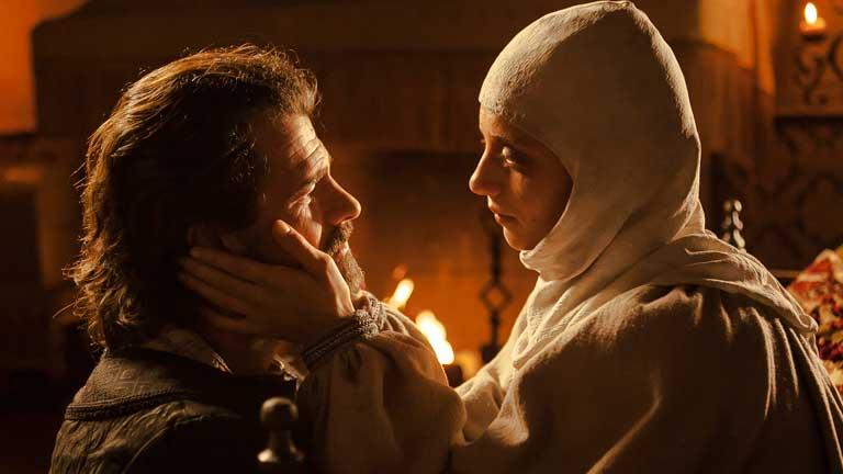 Isabel - La reina quiere ser enterrada en Granada