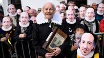 Reino Unido se vuelca para recordar a Shakespeare en el 400 aniversario de su muerte
