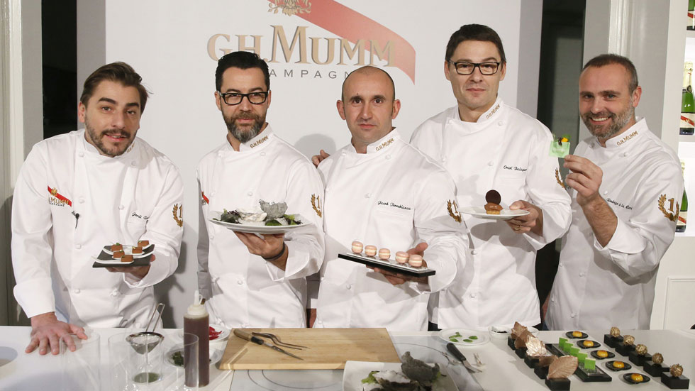 Reinventar el Brunch es el propósito de importantes cocineros españoles