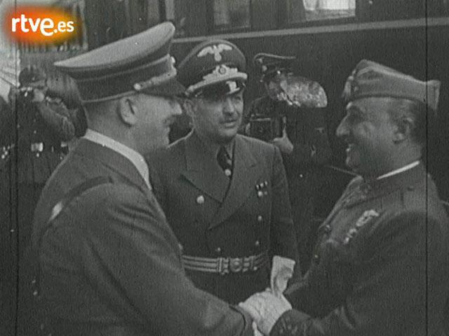 Stanley Payne, Paco Umbral y Ángel Palomino opinan sobre la relación Franco-Hitler