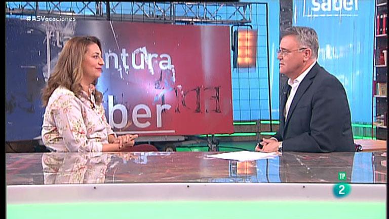 La Aventura del Saber. TVE.  Laura Rojas-Marcos