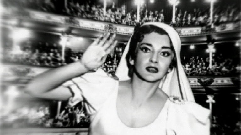 Remasterizada la obra de la cantante de ópera María Callas