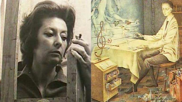 Mujeres para un siglo - Remedios Varó: la pintura