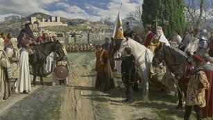 Isabel - La rendición de Granada