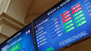 La rentabilidad de la deuda española roza el 7% por la decepción de los mercados con el BCE