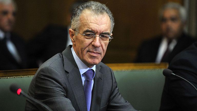 Renuncia el designado ministro de Finanzas de Grecia por su delicada salud