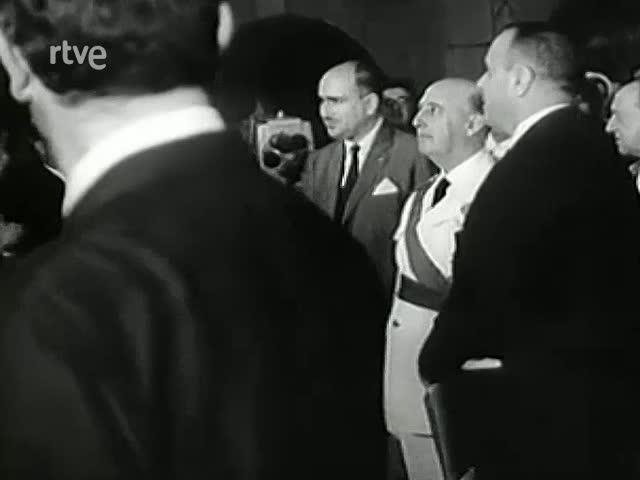 Repicado de NODO sobre los comienzos de Televisión Española