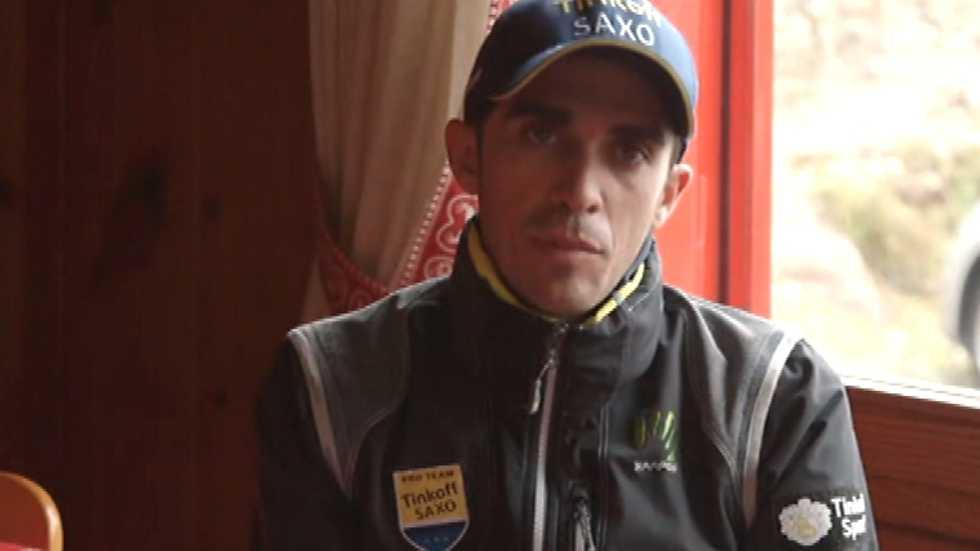 Ciclismo - Reportaje 'Equipo Fundación Alberto Contador'