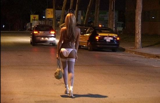 chulo de prostitutas prostitutas en las carreteras