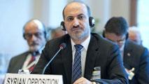 Ir al VideoRepresentantes de Bashar al Asad y miembros de la oposición siria se reúnen Montreux, Suiza
