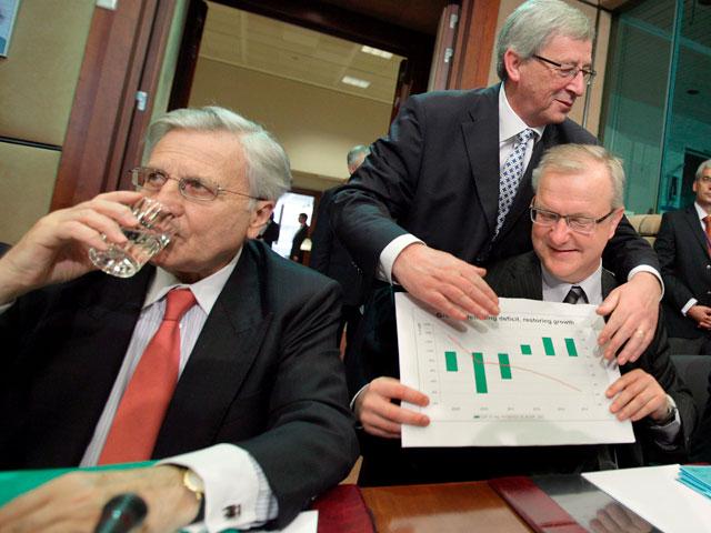 La UE y el FMI rescatarán a Grecia con 110.000 millones de euros