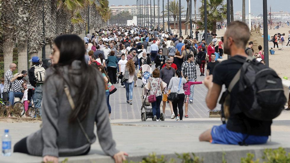 Aumentan las reservas turísticas en Semana Santa