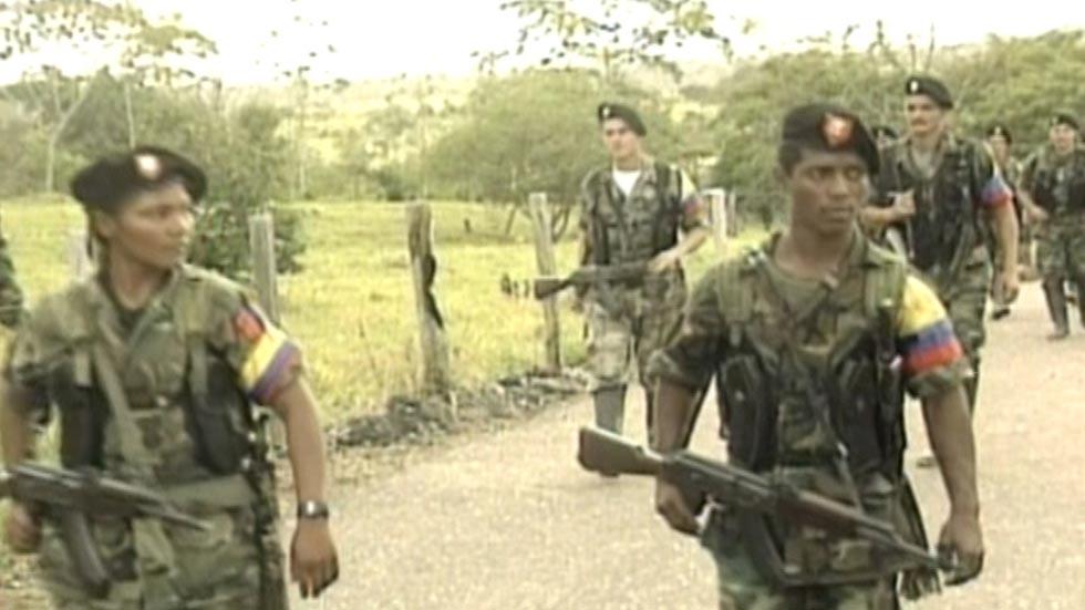 La restitución de fincas se está negociando en el proceso de paz colombiano