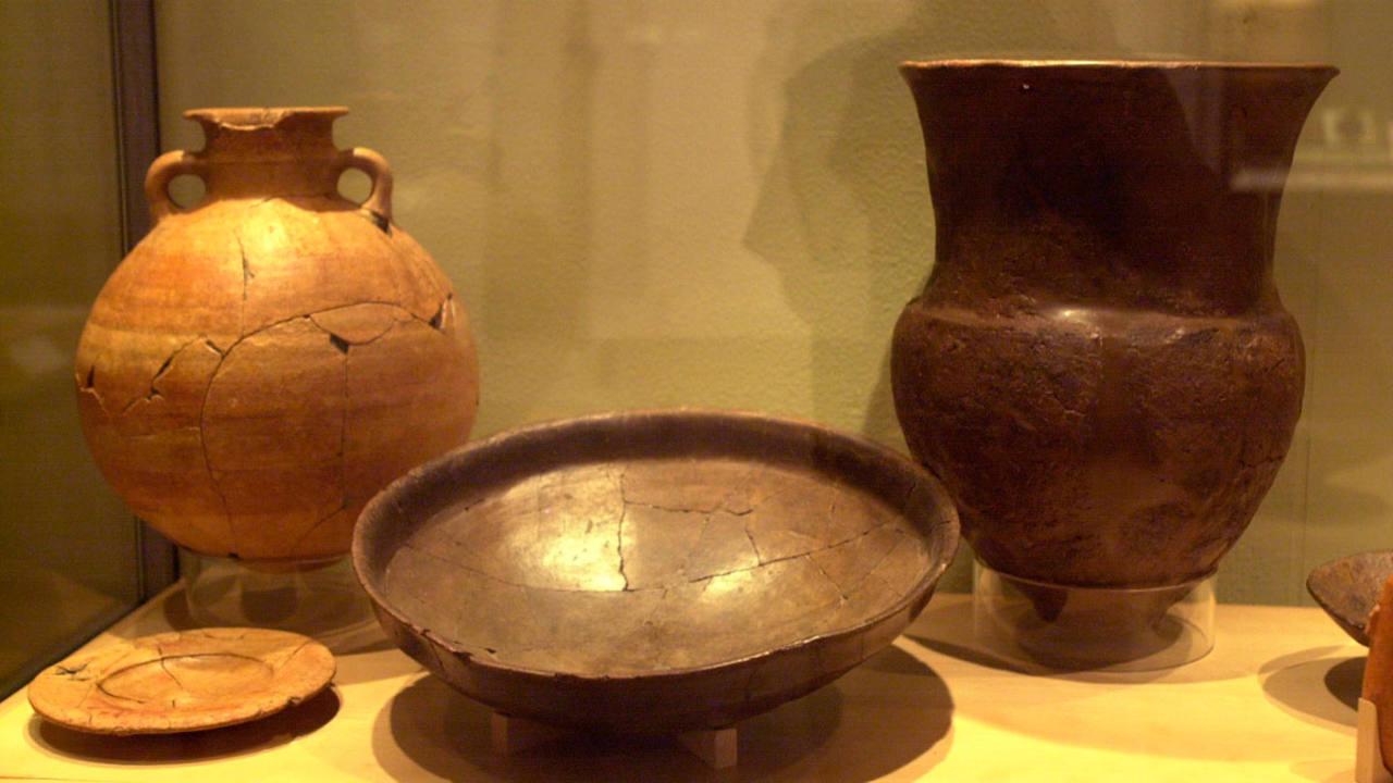 Un nuevo estudio sobre cer mica refuerza la tesis de que for Marfil ceramica madrid