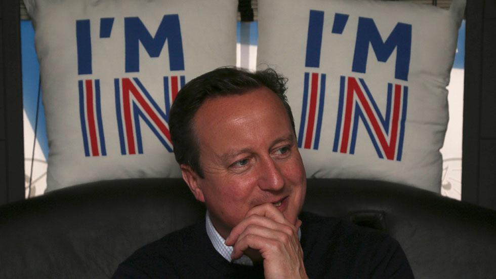 El resultado del referéndum en Reino Unido condicionará el futuro de Cameron como primer ministro