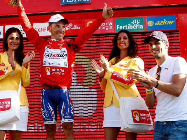 Resumen de la 10ª etapa de la Vuelta
