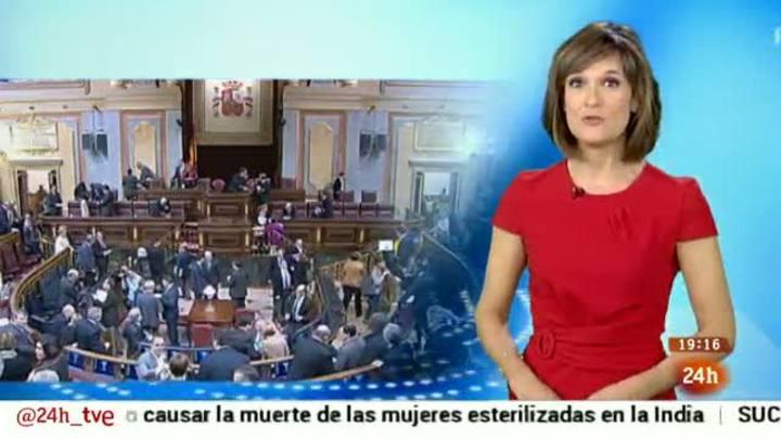Parlamento-Resumen 15/11/2014
