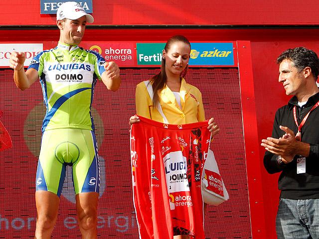 Resumen de la 17ª etapa de la Vuelta