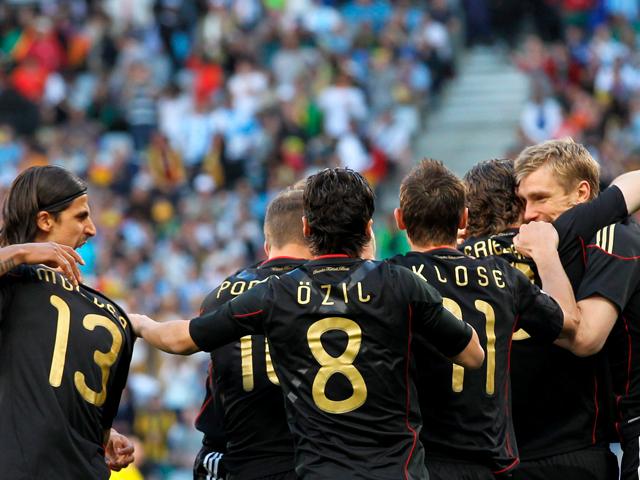 Resumen del Argentina 0-4 Alemania