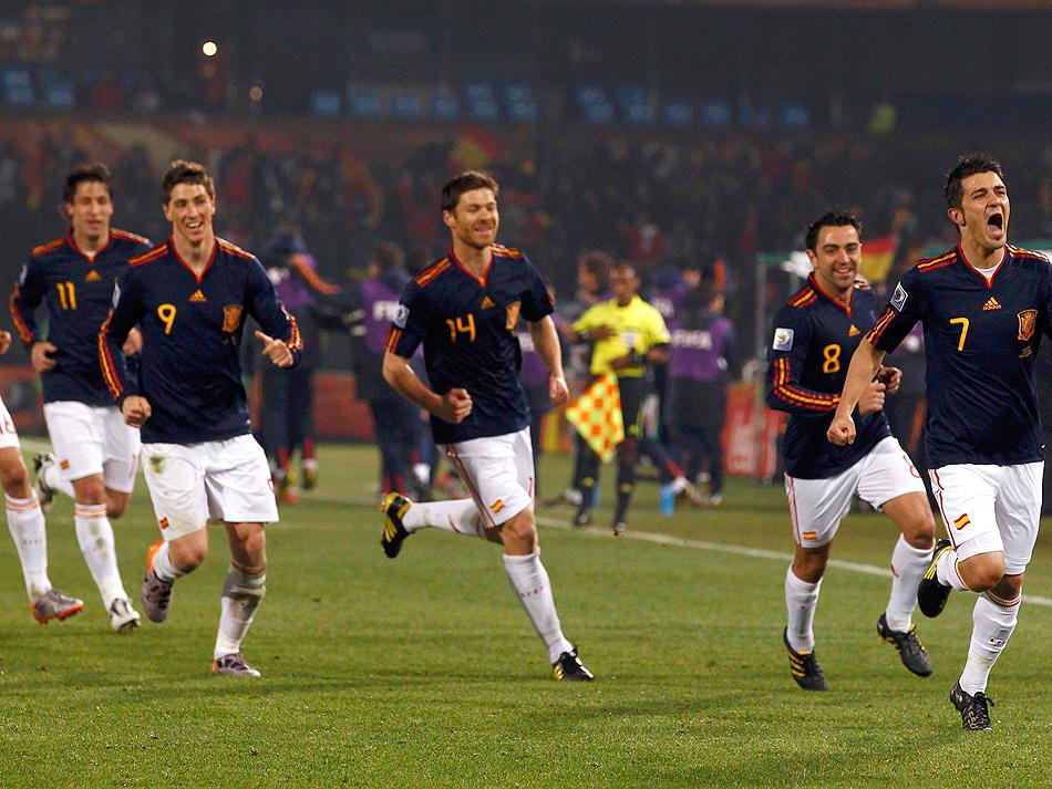 Resumen del Chile 1-2 España