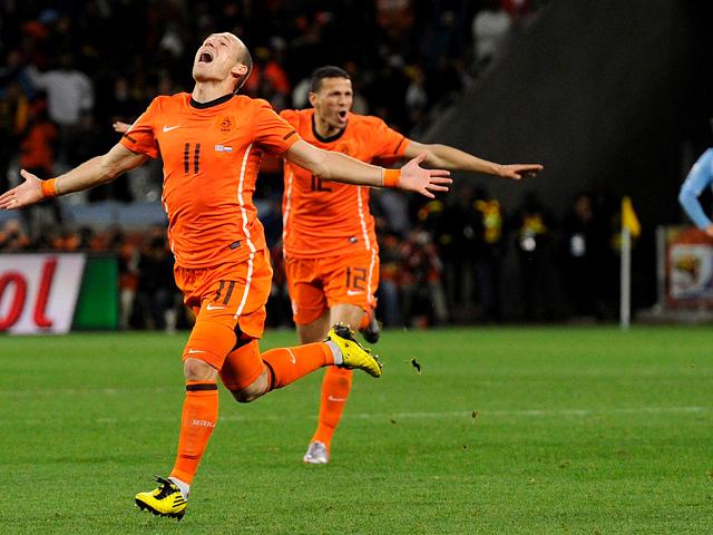 Resumen del Uruguay 2-3 Holanda