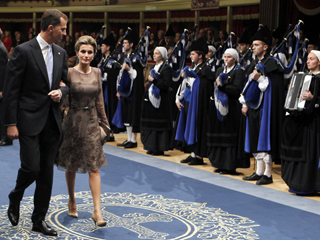 Resumen de la entrega de los Premios Príncipe de Asturias-