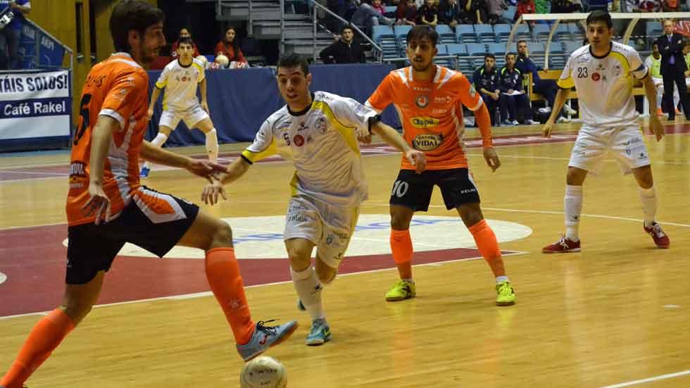 Resumen de la novena jornada de la Liga Nacional de Fútbol Sala