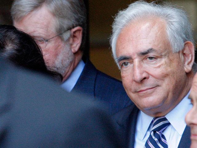 El juez de Nueva York retira todos los cargos contra Strauss-Kahn