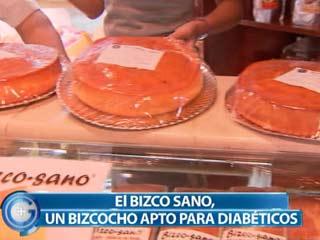 Más Gente - Más Cocina - El reto del bizcocho para diabéticos