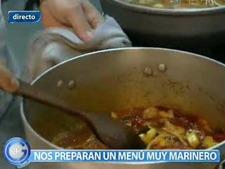 Más Gente - Más Cocina - El reto del caldo de pescado