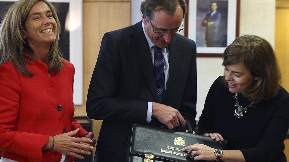 Los retos de Alonso como nuevo ministro de Sanidad