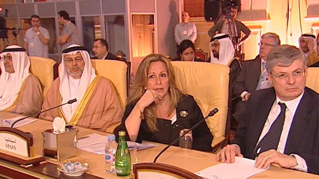 España enviará un embajador a Bengasi, capital de los rebeldes libios