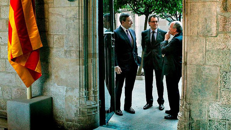 El BCE decide en Barcelona si mantiene los tipos de interés en el 1%