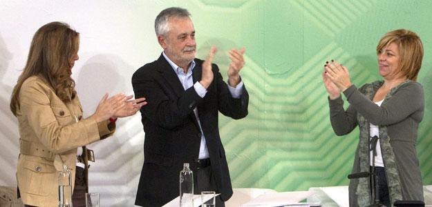 REUNIÓN DEL COMITÉ DIRECTOR DEL PSOE-A
