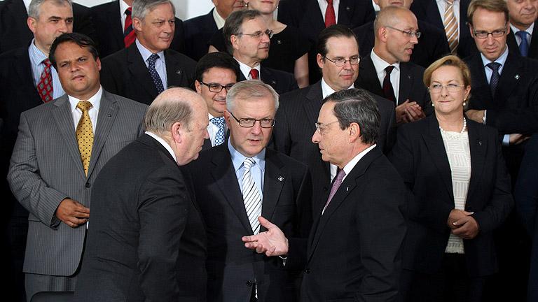 El Ecofin debate la propuesta de convert