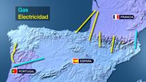 Ir al VideoReunión entre España, Francia y Portugal para potenciar las conexiones energéticas